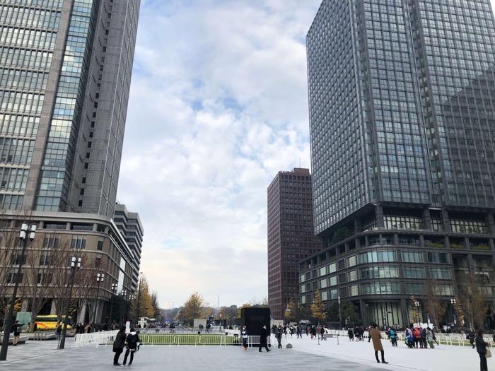 一般参賀アクセス東京駅