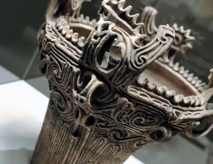MOA美術館にある縄文土器
